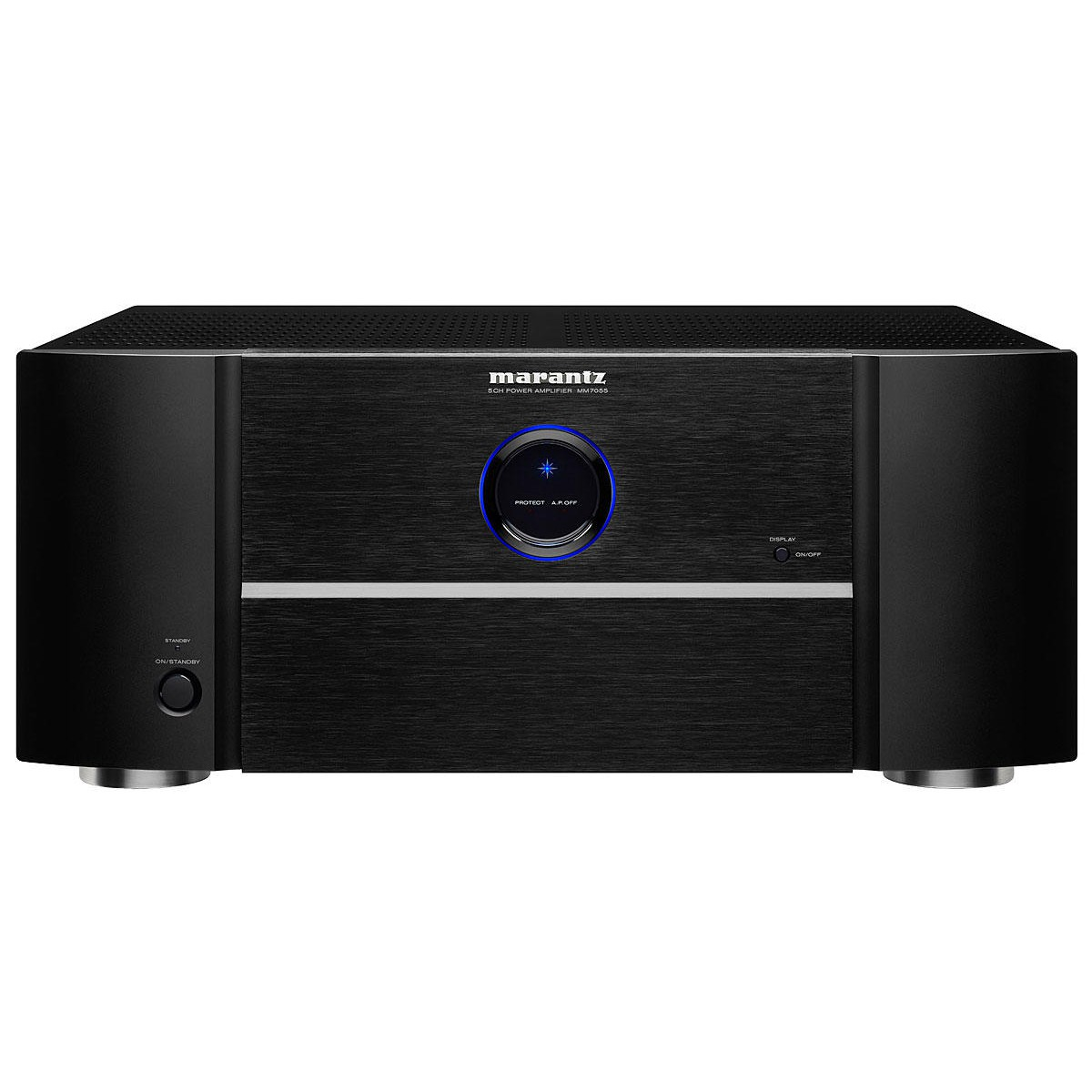 AV Power Amplifier MM7055 BLACK