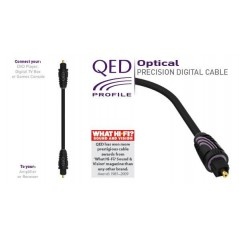 QED PROFILE optický kabel