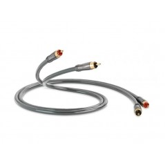 QED PERFORMANCE AUDIO 40 stereo kabel [2x RCA M - 2x RCA M]