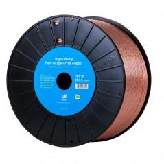 Reproduktorové kabely 2x 2,5 mm SPK CABLE 2.5MM (100m)