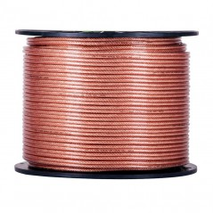 Speaker Cable 2x4mm (100m) SPK CABLE 4.0MM (100m)