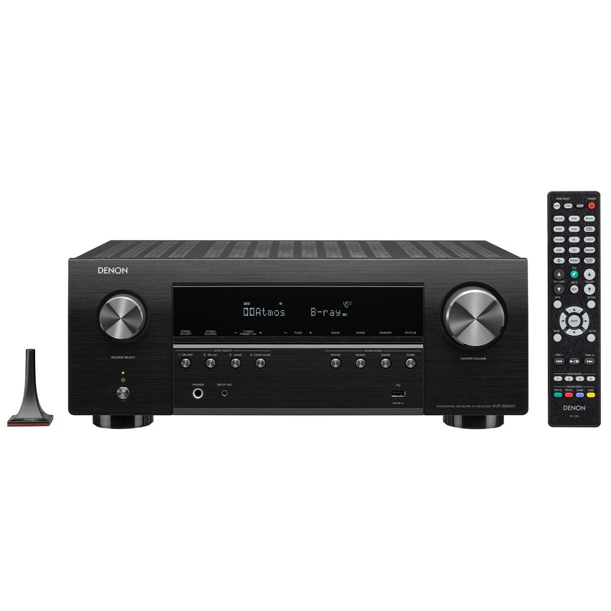 AV přijímač 7.2 HD AVR-S960H