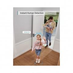 Vnitřní kamera Indoor Cam 2K otáčecí a naklápěcí