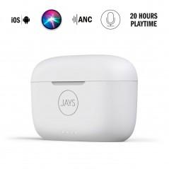 Sluchátka do uší s ANC t-Seven True Wireless