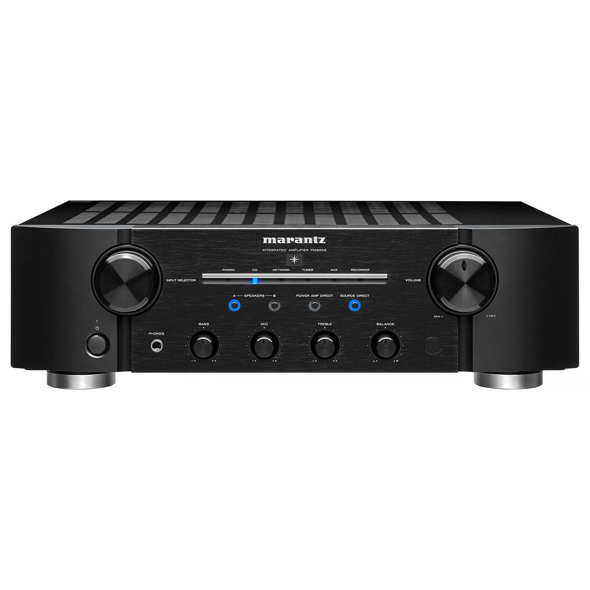 copy of Integrated Amplifier PM8006 BLACK